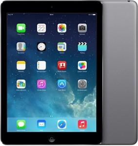 Apple iPad Air mit Wifi und 16GB in spacegrau um 379 € - bis zu 10% sparen