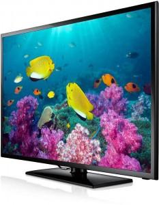 """Samsung LED-TV (40"""" Full HD, 100 Hz CMR, DVB-T/C/S2) um 319 € - bis zu 11% sparen"""