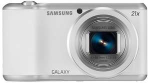 Samsung Galaxy Kamera 2 (16,3 MP, 21x opt. Zoom, Android) für 235 € - 12% sparen