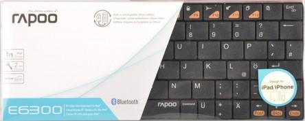 """Rapoo """"Blade Series"""" Bluetooth Tastatur um 22 € - bis zu 44% sparen"""