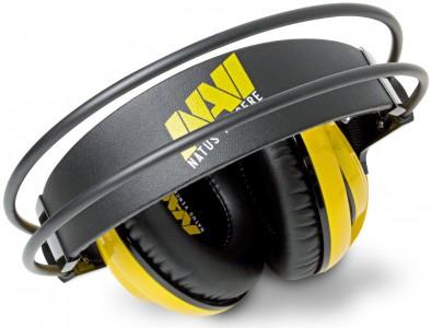 """SteelSeries Siberia V2 Gaming Headset """"Natus Vincere"""" Edition um 60 € - bis zu 25% sparen"""