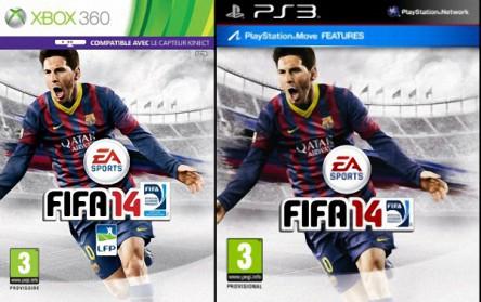 FIFA 14 für PS3, XBox 360 oder PC um 19,99 € - bis zu 58% sparen
