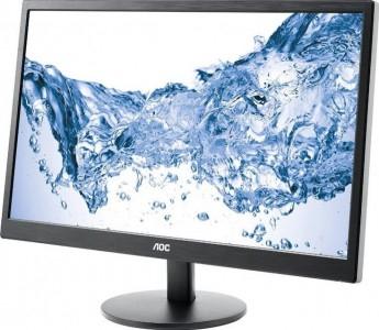 """AOC Wide-LED-Monitor (23,6"""" FullHD, 16:9, 3 Jahre Garantie) um 125 € - bis zu 16% sparen"""