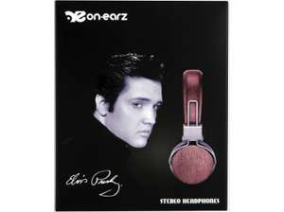 "TOP! On-Earz ""OE-EP01"" (Legends Elvis Presley) Kopfhörer mit Mikrofon um 30 € - bis zu 66% sparen"