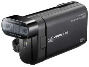 Top! LG 3D Camcorder (Full HD, Digital Zoom, CMOS Sensor) um 51,70 € - bis zu 62% sparen