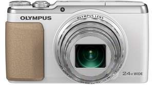 Digitalkamera Olympus SH-50 (16 MP, 24x opt. Zoom) für 159 € - 16% sparen