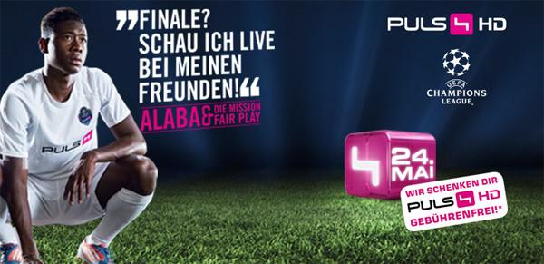 Puls 4 HD ab sofort bis zum 25. Mai gratis empfangen