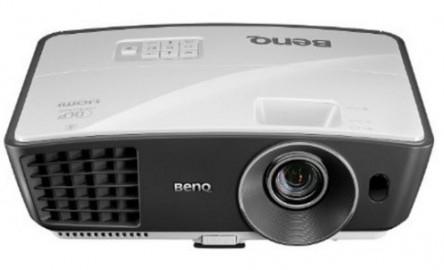 BenQ W750 - 3D DLP-Projektor (HD-ready, 2 x HDMI, Kontrast 13000:1) für 369,90 € - bis zu 14% sparen