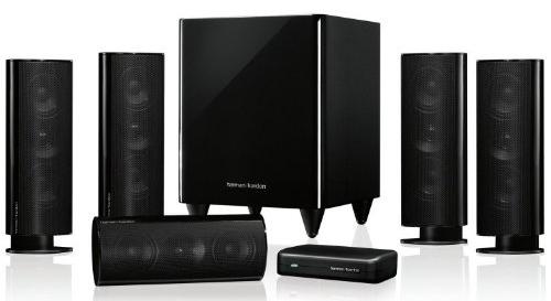 5.1 Lautsprechersystem Harman Kardon HKTS35 für 456,99 € - 18% Ersparnis