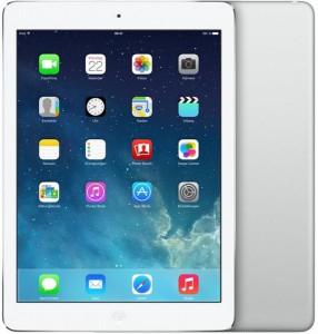 [generalüberholtes] Apple iPad Air (Wifi, 16GB) in silber um 365 € - bis zu 14% sparen