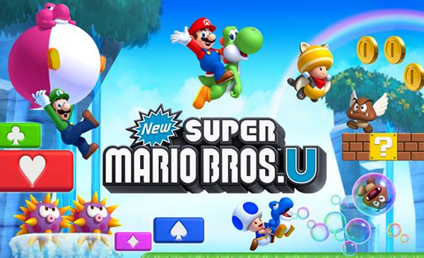 New Super Mario Bros. U (Wii U) für 28,58 € bei Amazon - 23% Ersparnis