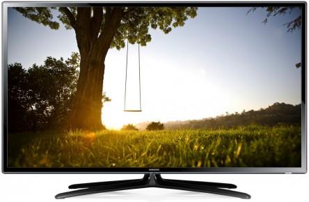 """Samsung UE46F6100 (46"""", 3D, Dual-Tuner) + gratis Samsung Blu ray Player für 399,99 € - bis zu 26% sparen"""