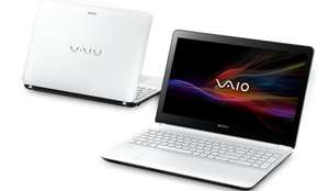 Sony Vaio Fit 15 Notebook (1,8GHz, 6GB RAM, 750GB HDD, DVD) um 349 € - 28% sparen