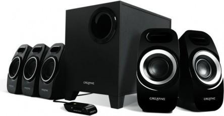 Creative Inspire T6300 5.1 Lautsprechersystem um 55 € *Update* jetzt um 52,25 €