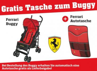 Ferrari Buggy Kinderwagen um 55 € - 61% sparen