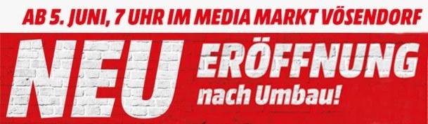 """TOP! Media Markt Vösendorf """"Neueröffnung"""" - Wahnsinnsangebote - bis zu 51% sparen"""