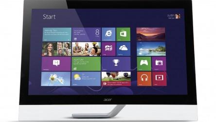 """Acer LED Touch-Monitor mit 2k Auflösung (27"""", 2k, DVI, HDMI, 5ms) um 669 € - bis zu 17% sparen"""