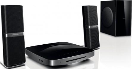 Philips 2.1 Heimkinosystem (3D, 500 Watt, HDMI, ARC, NetTV, WLAN) um 308,90 € - bis zu 35% sparen