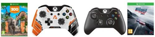 Saturn Tagesdeal: Xbox One Spiele und Wireless Controller zu sehr guten Preisen - bis zu 37% sparen