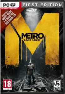 Metro: Last Light (First Edition) für PC inkl Gratisversand um 6 € - bis zu 70% sparen