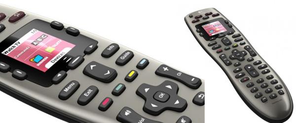 Universal-Fernbedienung Logitech Harmony 650 Refresh für 55 € - 16% sparen