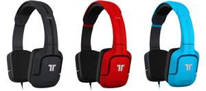 Over-Ear-Headset Tritton Kunai für 24,94 € - 24% Ersparnis