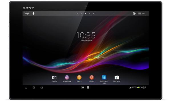 Sony Xperia Tablet Z (16 GB, WiFi, LTE, Demoware) ab 249 € - bis zu 33% sparen