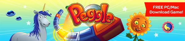 """Origin: """"Peggle"""" komplett kostenlos herunterladen statt 4,99 €"""