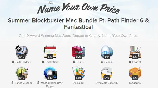StackSocial: Summer Blockbuster Mac Bundle mit 10 Anwendungen ab 7,60 €