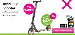 "Kettler Scooter ""Hot Chocolate 8"" + Gratis-Artikel um 10 € um 57,95 € - 32% sparen"