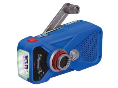 Soulra FRX1 stromfreies Multifunktionstool (Radio, LED-Taschenlampe, USB-Lader) um 10 € - bis zu 63% sparen