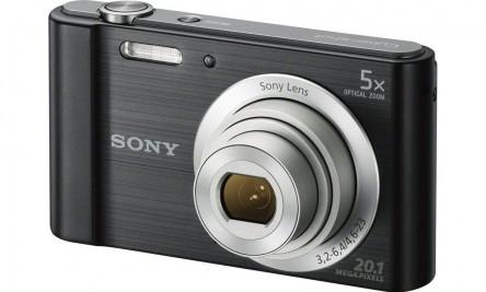 Sony Cyber-Shot W800 (4 GB SD + 3 Jahre Garantie) um 79,99 € - 10% sparen