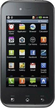 LG E730 Optimus (Einsteiger-Smartphone) heute um 72,89 € - 28% sparen