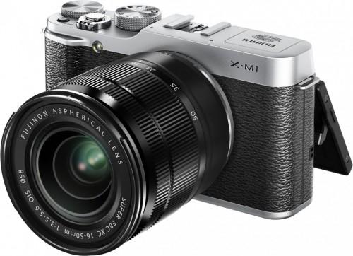 Systemkamera Fujifilm X-M1 mit 16 - 50 mm- & 50 - 230 mm-Objektiv *Update* jetzt für 499 € erhältlich - bis zu 35% sparen