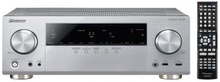 5.1 AV-Receiver Pioneer VSX-528-S (4K Pass-Through, 3D, AirPlay, DLNA) um 189 € - bis zu 18% sparen