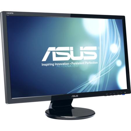 "Asus VE248H (24"" Full HD, 2 ms) Monitor für 139,90 € - 14% Ersparnis"