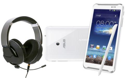 Aktuelle Deals auf ZackZack: Asus Fonepad Note 6 mit 31% Ersparnis & Func HS-260 Headset mit 19% Ersparnis