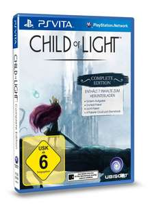 Child of Light: Complete Edition (PS Vita) um 15,68 € - bis zu 35% sparen