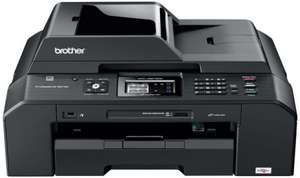 A3 Multifunktionsdrucker Brother MFC-J5910DW (WLAN, duplex) um 89 € - 13% sparen