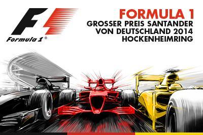 Formel 1 Hockenheimring Ticketaktion - 77 € Rabatt - bis zu 29% Ersparnis