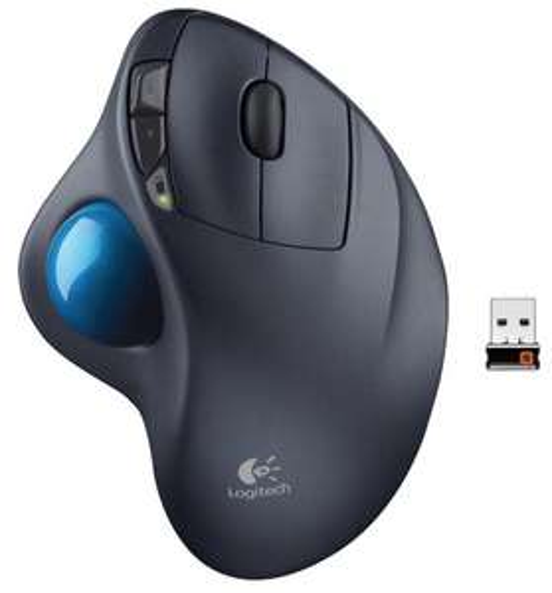 Logitech M570 Trackball Maus für 32,49 € - 28% Ersparnis