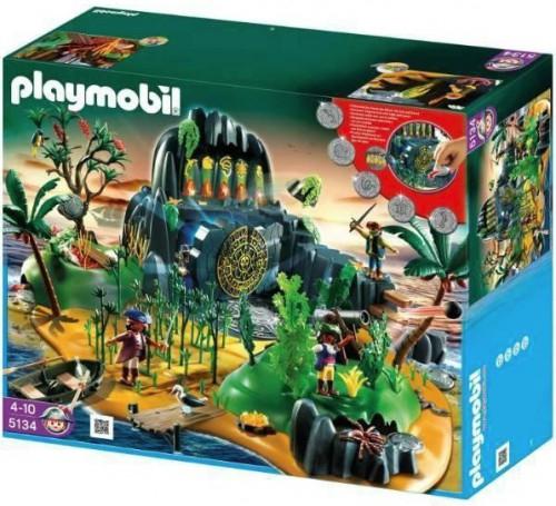 Playmobil Abenteuerschatzinsel mit Gutscheincode um 50,15 € - 36% Ersparnis