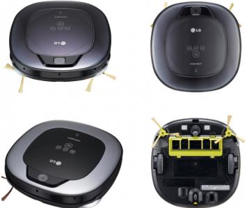 """LG """"HomBot 3.0"""" Staubsauger-Roboter um 370 € - bis zu 27% sparen"""