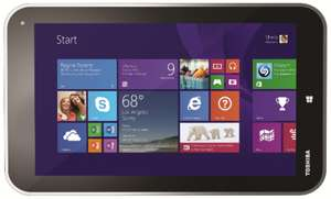 Toshiba Encore WT8-A-102 Tablet mit Windows 8.1 um 185,90 € - bis zu 24% sparen