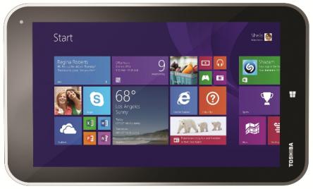 Toshiba Encore WT8-A-102 Tablet mit Windows 8.1 um 185,90 € - bis zu 24% sparen
