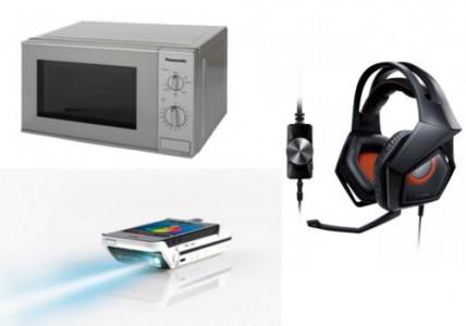 Comtech Sonderangebote (Headset, Mikrowelle, Mini-Beamer) bis 15. Juli 23:59 Uhr