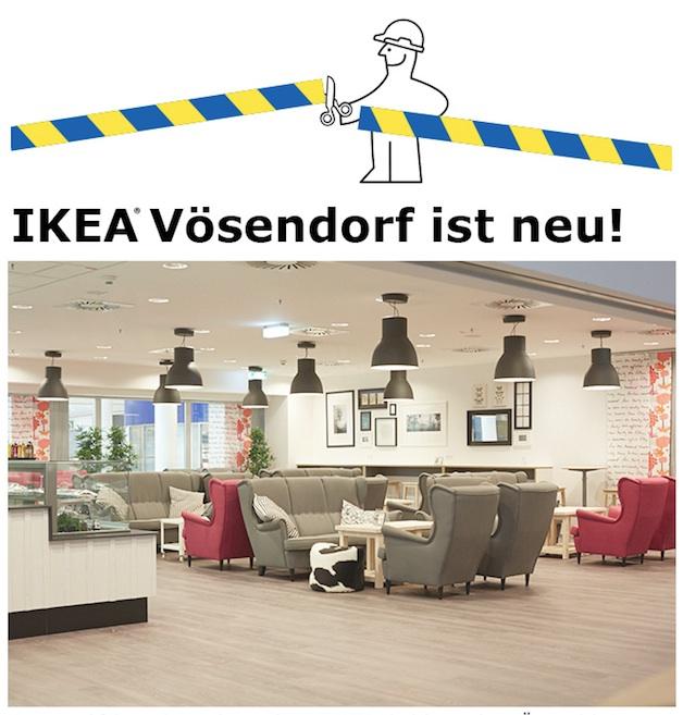 IKEA Vösendorf feiert Neueröffnung - Gratis Stofftier für jedes Kind & Sofa für 149 € - 79% Ersparnis