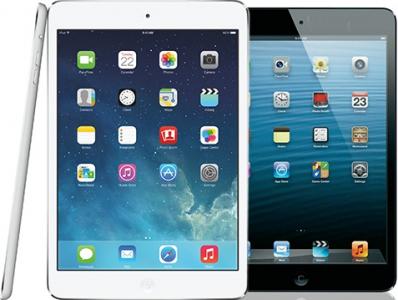 Apple iPad mini (LTE, WiFi, 16 GB) in Weiß oder Schwarz (B-Ware*) um 299 € - satte 19% sparen