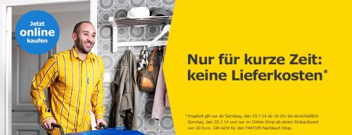 Top! Ikea Onlineshop - keine Lieferkosten - nur noch heute