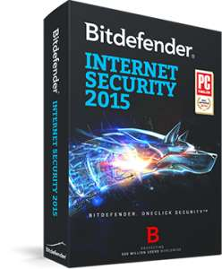 Bitdefender Internet Security 2016 - 9 Monate komplett kostenlos